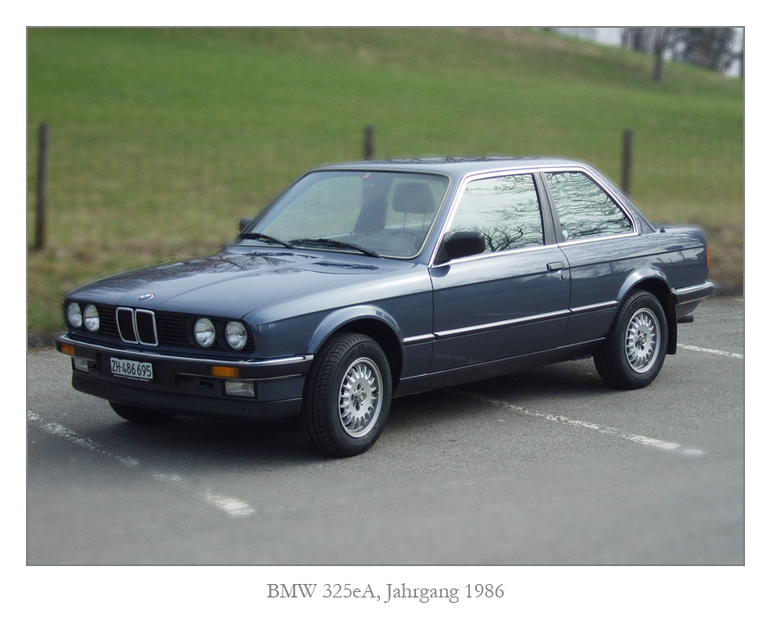Foren-System von BMW 3er-Club (E21/E30) e.V. und BMW Baur TC Club ...